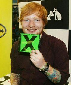 Ed Sheeran, everyone. Believe me he can get even more adorable!