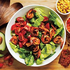 Shrimp Cobb Salad | CookingLight.com