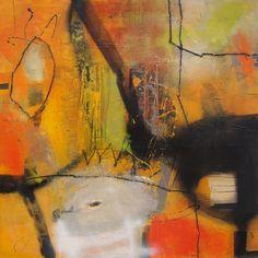 Abstrakte Malerei von Iris Rickart / Unikatbild 102