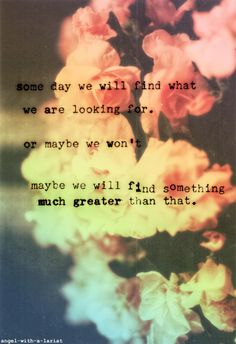 maybe we will find something much greater than that #positivepower