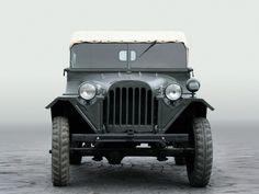 ГАЗ-67 '1943–53