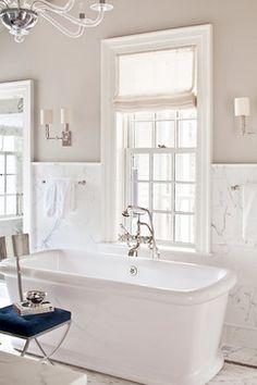 Master Tub traditional-bathroom