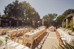 Rustic Elegant Wedding At Holman Ranch