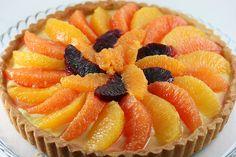 California Citrus Tart by Food Librarian, via Flickr