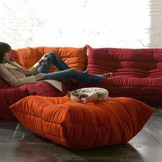 ligne roset - togo sofa | 1800 15th st #205 | pinterest | ligne