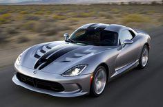 Dodge gives 2015 Viper slight power increase, new GT model - Autoblog