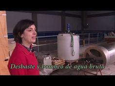 EDAR de Archena, a la vanguardia en el compromiso con el ahorro energético - YouTube