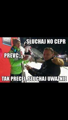 Zbiór memów o tematyce skoków narciarskich. Codzienne jeden nowy mem.… #losowo # Losowo # amreading # books # wattpad