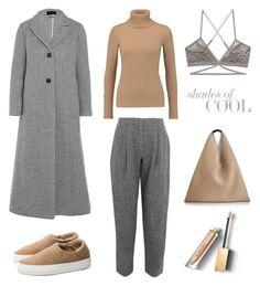 Unbenannt #782 by fashionlandscape on Polyvore featuring Mode, Agnona, Isabel Marant, Acne Studios, TIBI, MM6 Maison Margiela and Burberry