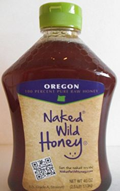 Oregon Naked Wild Raw Honey 40oz * Hurry! Check out this great sales : baking desserts recipes