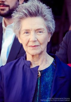 RIP Emmanuelle Riva ❤️ Best Actress Nominee Movie Amour Best Foreign Language film Oscars 2013 with Jean Louis Trintignant ❤️