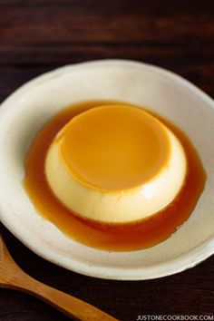 Japanese Pudding (Pu