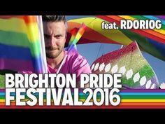 Fomos conferir a Parada LGBT de Brighton 2016, na Inglaterra, o maior Pride Festival do Reino Unido. Muita música, festa, fantasias, diversão, gay, lésbica, bissexual, trans e o babado todo! Com participação do Rdoriog lá no Viaja Bi! =)