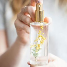 diy parfums d'interieur
