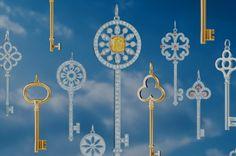 Tiffany & Co., Keys Art, Art Google, As You Like, Ceiling Lights, Jewels, Google Search, Image, Jewerly