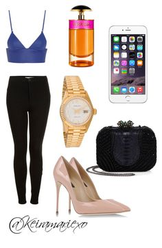 Partying with class and style. by keiramariexo on Polyvore featuring polyvore, fashion, style, T By Alexander Wang, Topshop, Dolce&Gabbana, Khirma Eliazov, Rolex, Prada, women's clothing, women's fashion, women, female, woman, misses and juniors