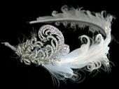 sparkle and feathers!