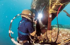 underwater welding – American Welding Society