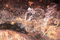 View ancient indigenous rock art at Yourambulla Caves! #Australia