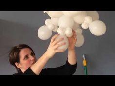 How to make a jumbo snowflake -medium and jumbo - YouTube