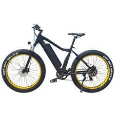 9e14620cd70 Vtuvia 500 Watt 48 Volt 12Ah Front Suspension Mountain Bike. Electric ...