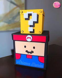 "Caja Personalizada 🎁 on Instagram: ""M A R I O  B R O S 👾❣️ Buen inicio de semana ✨"" Photo And Video, Instagram, Character, Home Decor, Art, Custom Boxes, Art Background, Decoration Home, Room Decor"