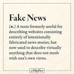 Fake News (V)