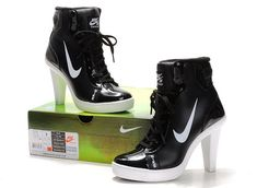nike high heels for women...how come I keep finding these odd shoes!?!?!