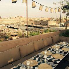 Restaurants in Marrakesch