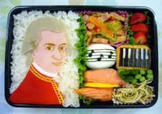 Mozart bento - love it!