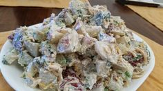 Food and Wine by Jules: Loaded Baked Potato Salad