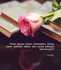 Love is cinta Islamic Qoutes, Muslim Quotes, Islamic Inspirational Quotes, Reminder Quotes, Self Reminder, Me Quotes, Doa Islam, All About Islam, Islamic Pictures