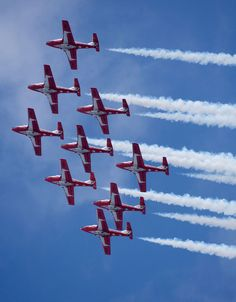 The Snowbirds Precision Flying Team Royal Canadian Navy, Canadian Army, Canadian History, Military Shows, Canadian Things, Canada Eh, Air Show, Military Aircraft, Air Force
