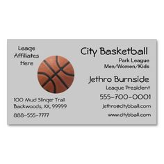 Basketball business card pinterest business cards and business colourmoves