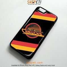 VANCOUVER CANUCKS Ice Hockey Team NHL Case for iPhone Galaxy HTC iPad iPod