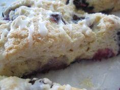 A Bountiful Kitchen: Martha's Blueberry Buttermilk Scones
