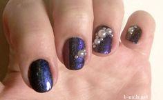 B•nails: Manucure Perlée