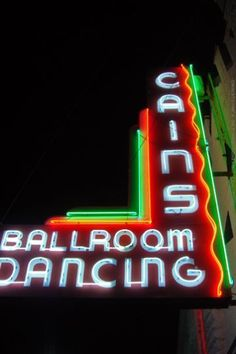 Cains Ballroom, live music and dancing, Tulsa, Oklahoma