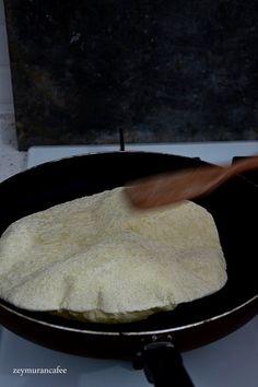Balon Ekmek Tarifi - Zeymuran Cafee Yemek Tarifleri Griddle Pan, Camembert Cheese, Diy And Crafts, Kitchen, Food, Check, Tasty, Cooking, Grill Pan