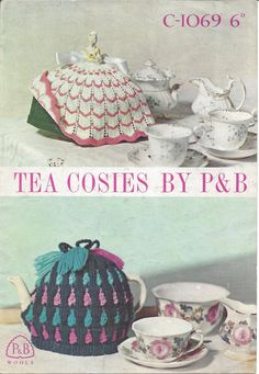 520 Two Tea Cosies