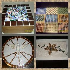 Minhas artes mosaicos