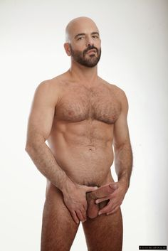 HairyDads&Co: Handsome hairy dad: Adam Russo