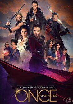 once upon a time Poster - Buscar con Google