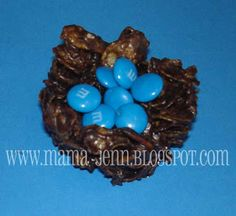 Mama Jenn: Chocolate Bird Nests