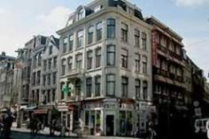 rho hotel Amsterdam a few blocks from the red light district