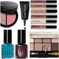 "Bobbi Brown's ""Desert Twilight"" Fall 2012 Makeup Collection"