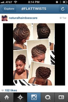 Protective styling | Protective Styles for Transitioning ...