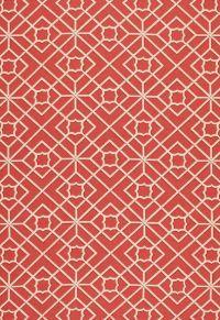 173494 Luan Fretwork Coral by F Schumacher
