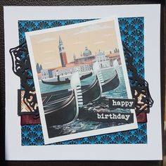 Art Deco Making Cards magazine makes – Inky fingered Cat Making Cards, Free Paper, Happy Birthday, Art Deco, Magazine, Cats, Happy Brithday, Cardmaking, Gatos