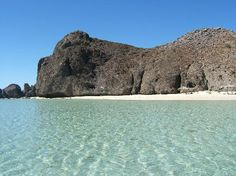 """Simply amazing and deserted. Great pictures, great relax."" Balandra Beach - La Paz, Mexico"